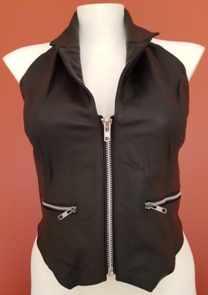VooDoo Leather Vest